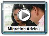 Are you giving migration advice?
