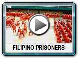 Filipino prisoners in Cebu do Michael Jackson's THRILLER