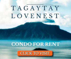 Tagaytay Lovenest