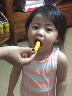 filipino baby feeding