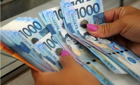 Filipino cash - The philippines is a cash society